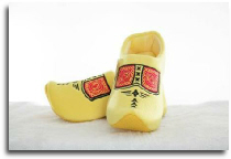 Yellow Farmer Slippers